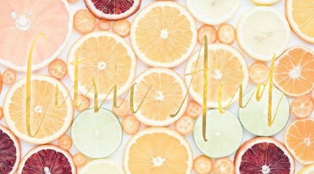 all about citric acid