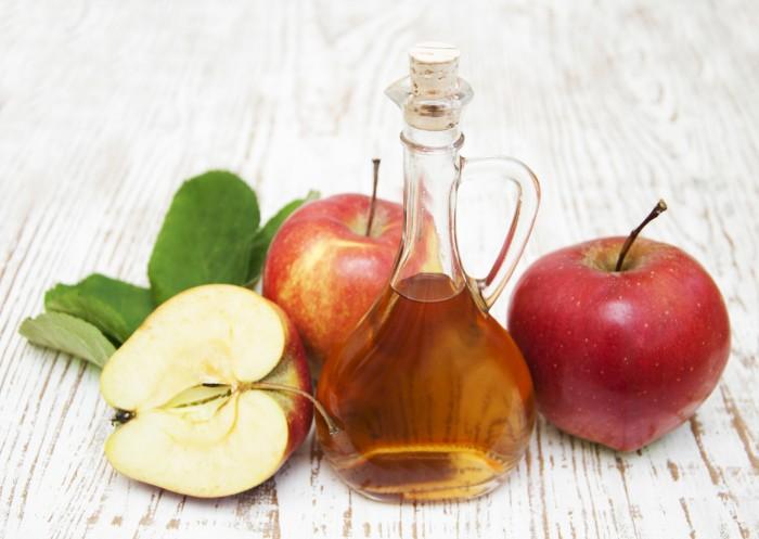 moedervlek verwijderen appelazijn apple cider vinegar