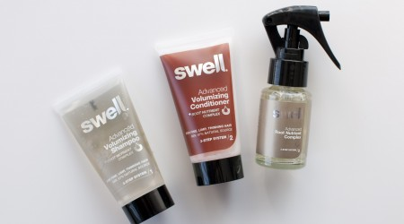 review swell 3 step hair care shampoo conditioner