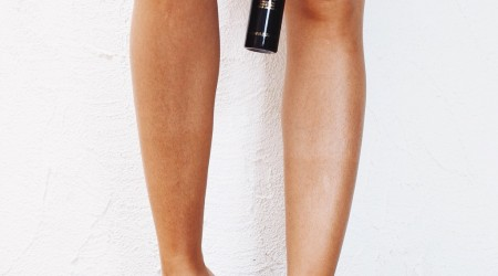 The Body Shop Honey Bronze tinted leg mist review