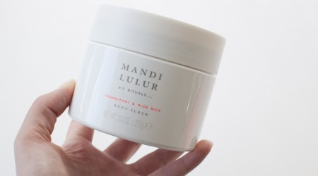 review rituals mandi lulur body scrub