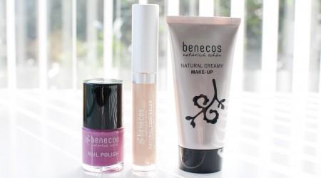 review benecos creamy foundation concealer