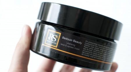 review RS cosmetics bedouin beauty himalaya lava face mask