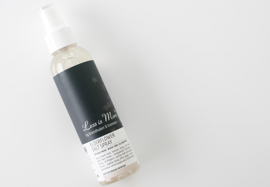 review less is more salt spray