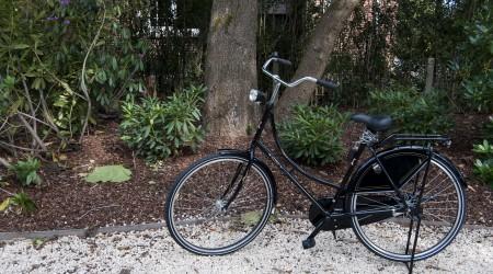 fietsen op fietsen