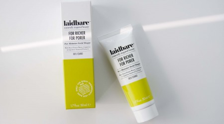 review laidbare for richer or porer face mask