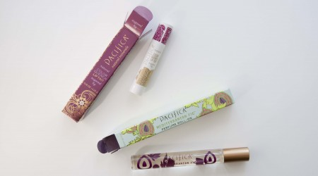 review pacifica fig perfume lip balm