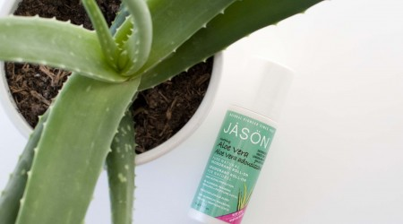 jason aloe vera deodorant review