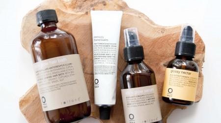 review oway natural hair care serum bath nectar