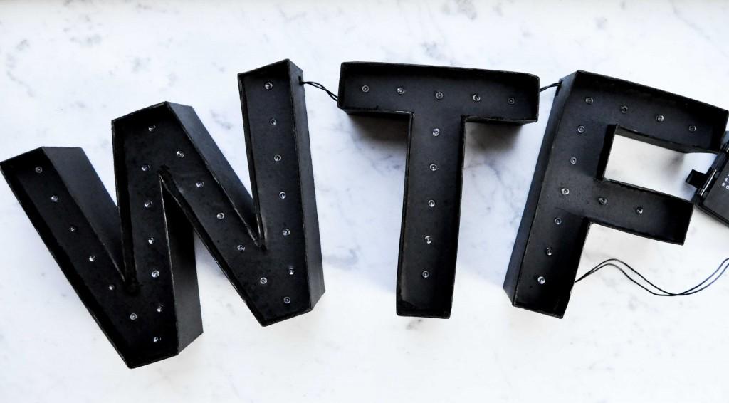 diy marquee letter lights letterlampen