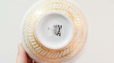diy painted bowls breakfast