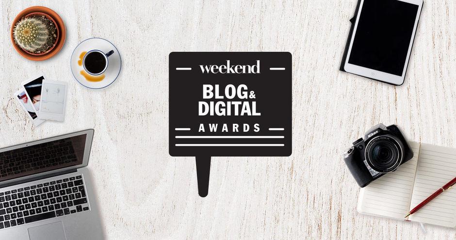 weekend blog digital awards