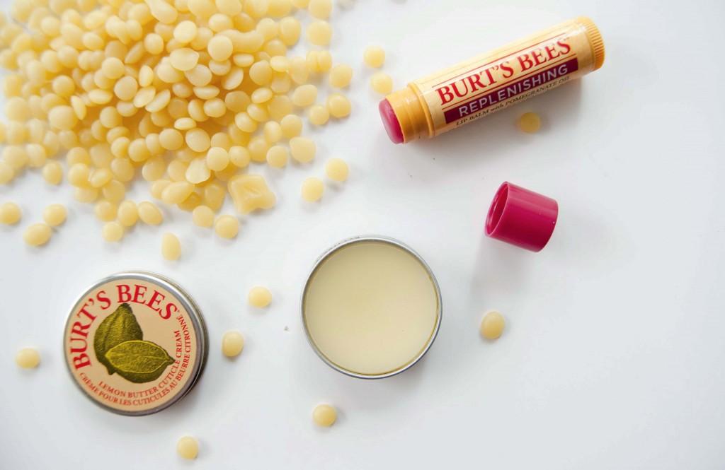 review burts bees lip cuticle balm