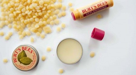 review burts bees lip cuticle balm