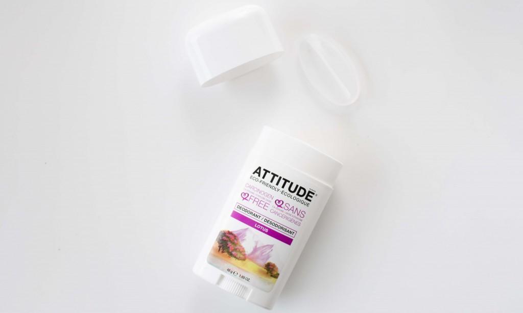 review attitude deodorant lotus