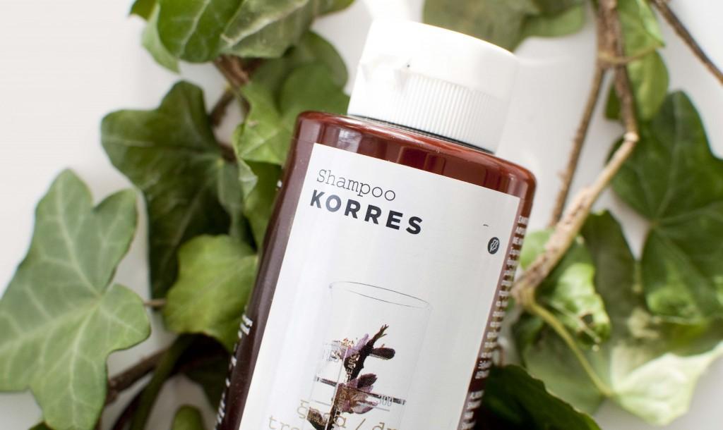 review korres shampoo amandel lijnzaad_1