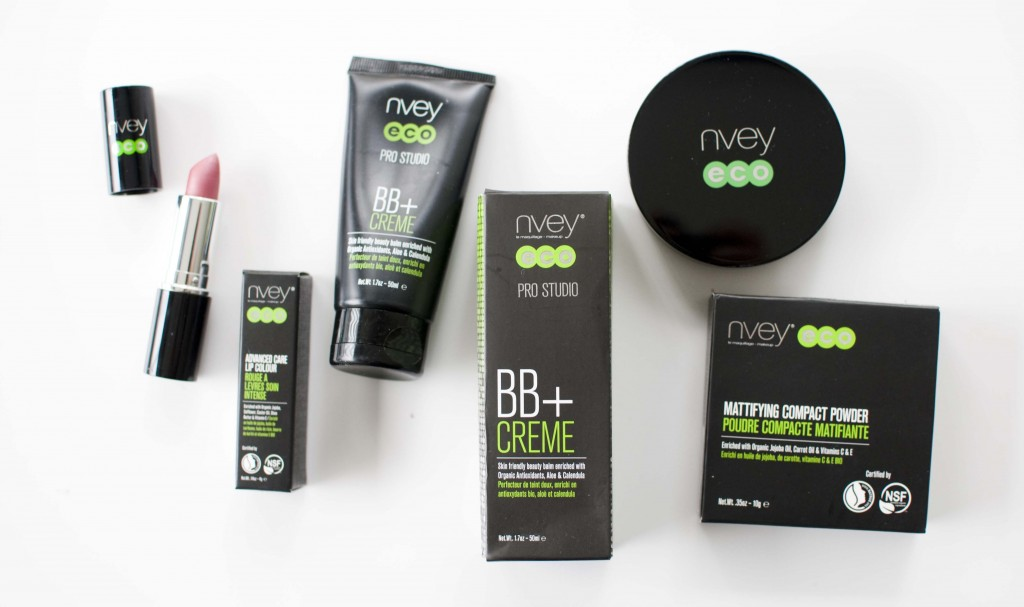 review nvey eco make-up