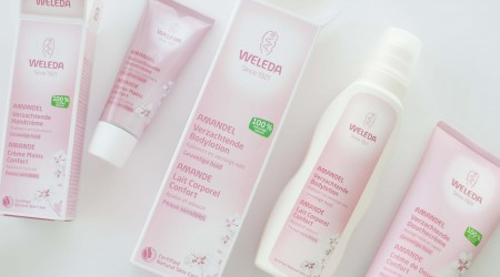 review weleda amandel body douce hand_1