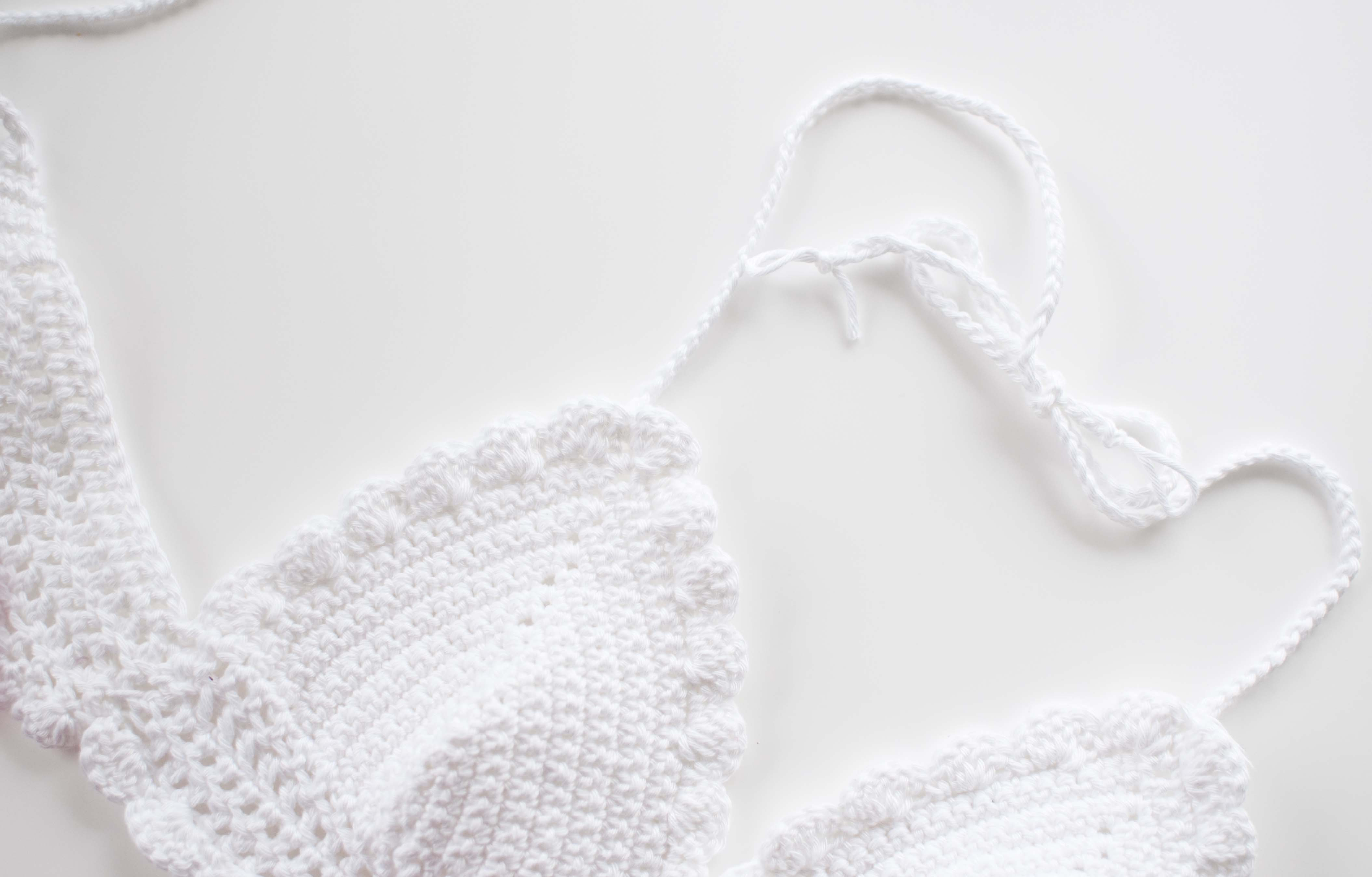 diy crochet bikini haken top