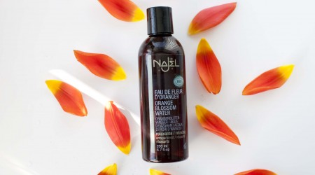 review Najel orange blossom water
