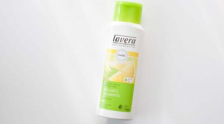 review lavera balance shampoo
