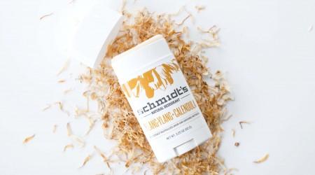 review schmidt's deodorant ylangylang calendula