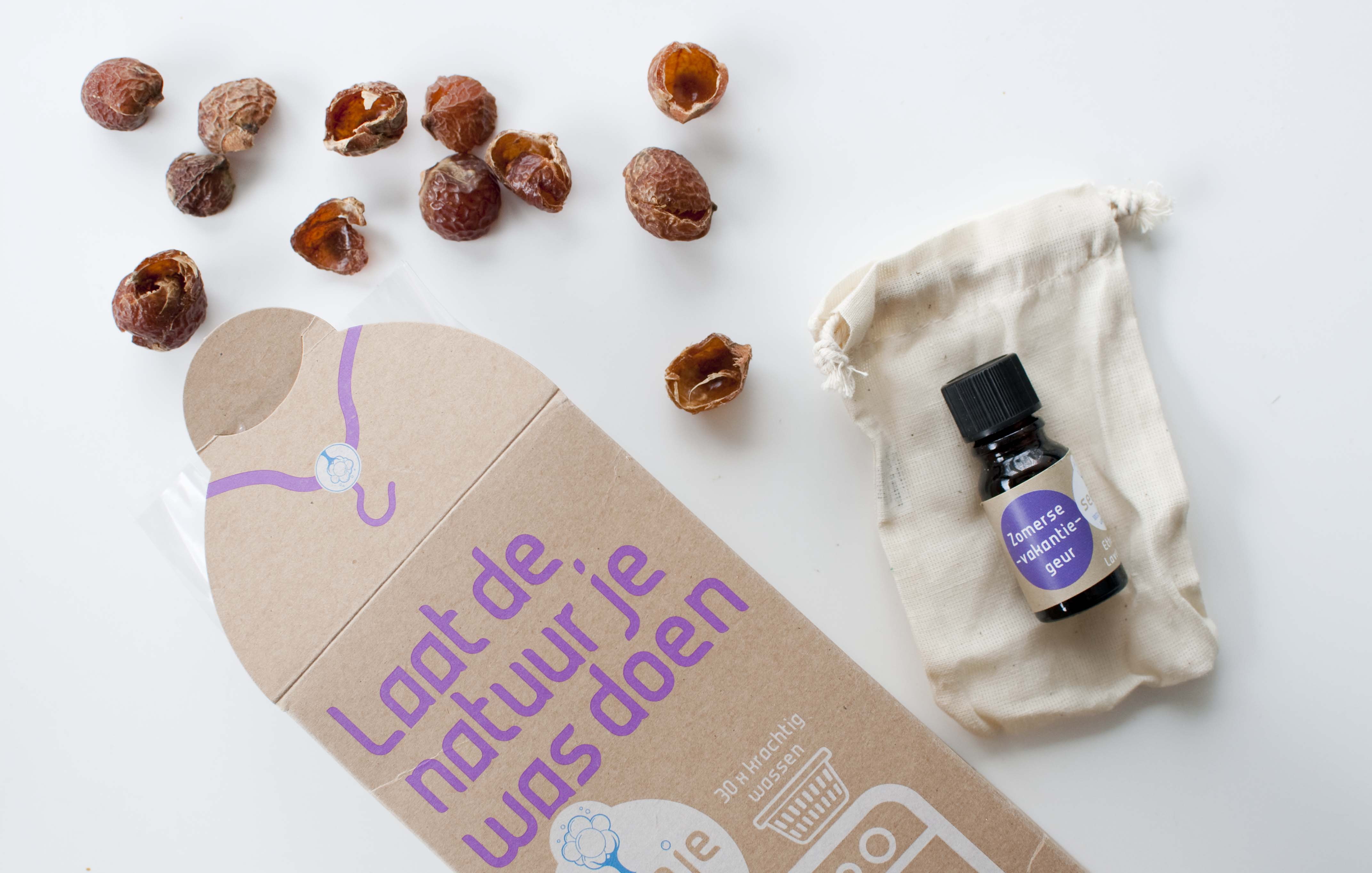 review seepje wasnoten zomer lavendel soap nuts