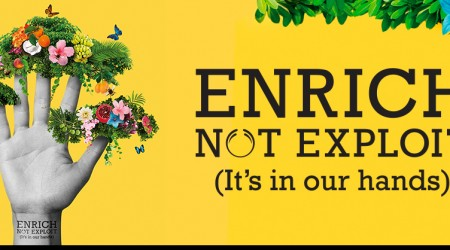 the body shop enrich not exploit