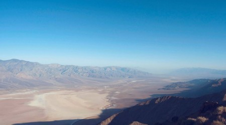 travel guide death valley national park bezoeken