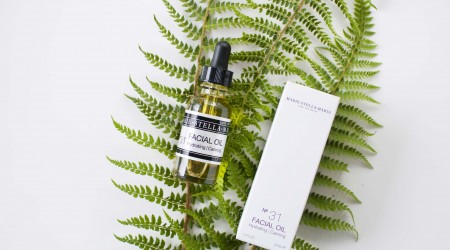 review marie-stella-maris facial oil n31