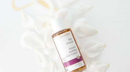 review dr hauschka bad olie amandel_1
