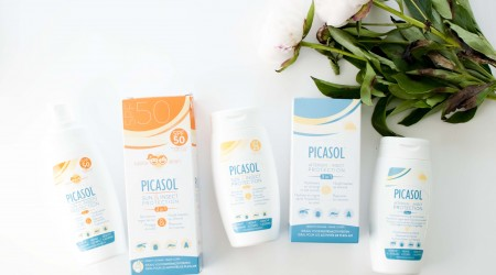review picasol sun & insect protection spf aftersun