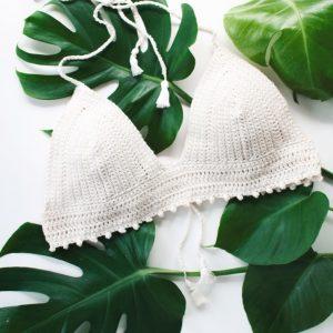 zolea crochet bikini top alchemilla