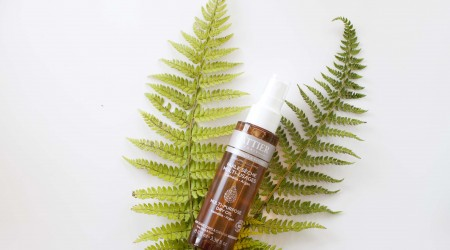 review cattier-paris dry oil argan