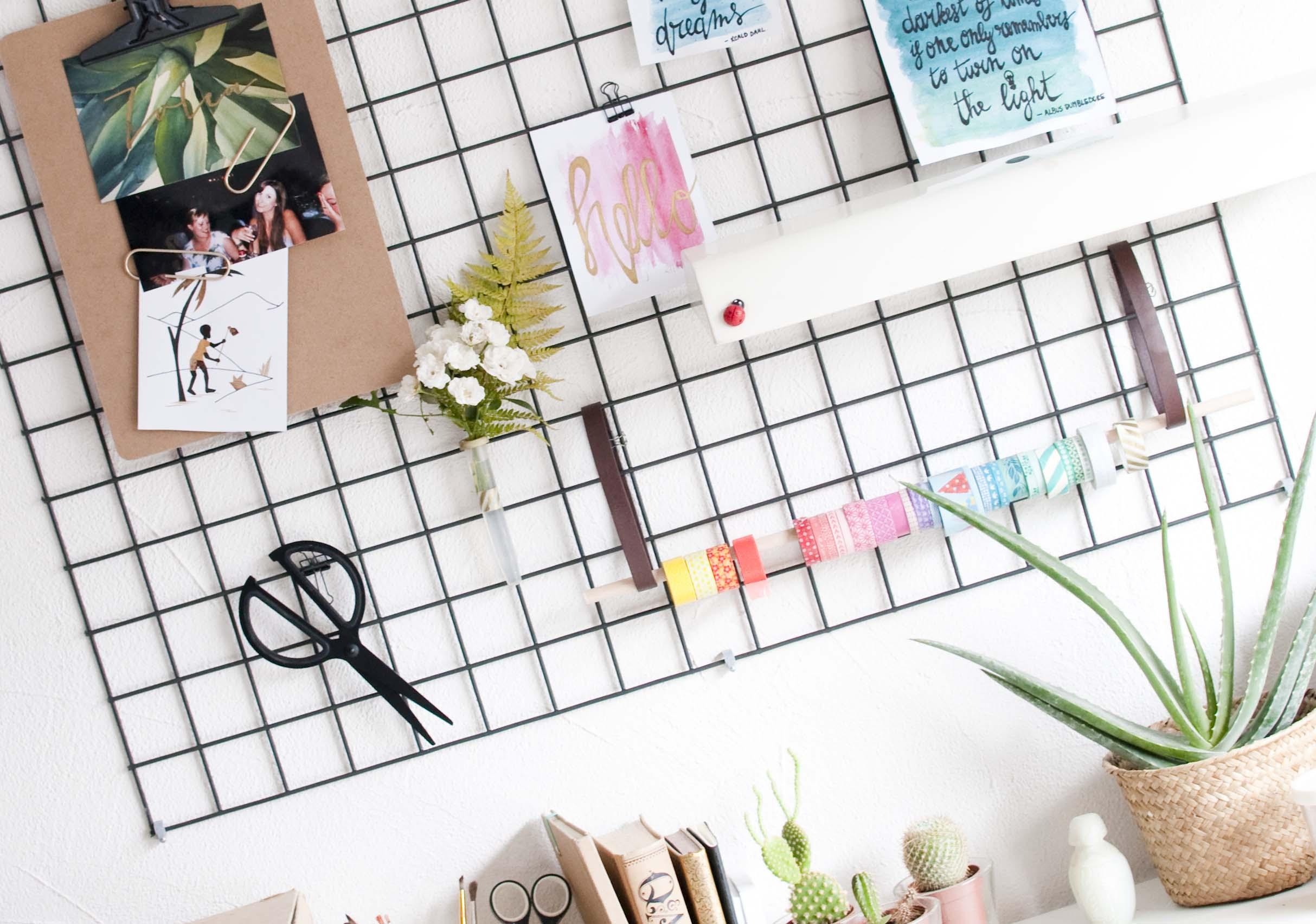 diy-wall-grid-organisation