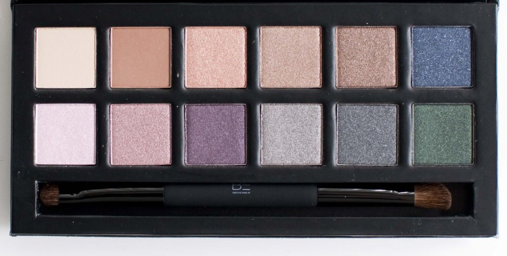 review be creative backstage palette oogschaduw eyeshadow