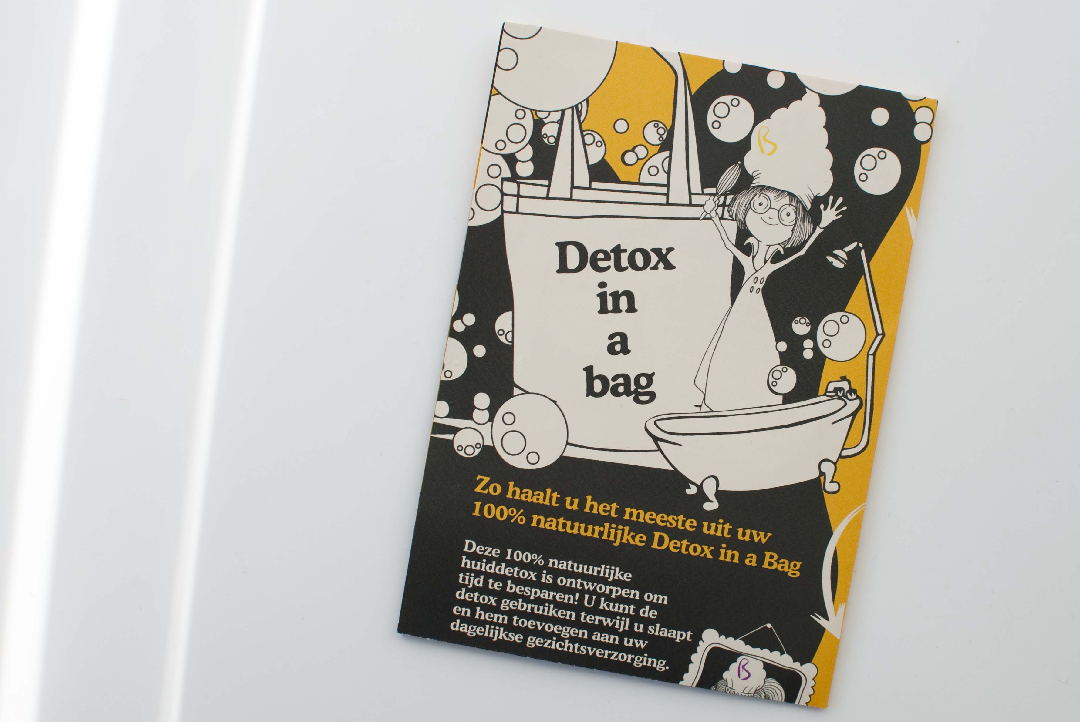 review beauty kitchen detox in a bag