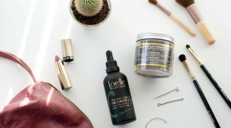 review loelle organic beauty avocado oil rhassoul clay