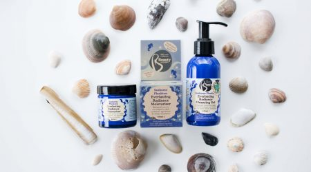 review beauty kitchen seahorse plankton cleansing moisturiser