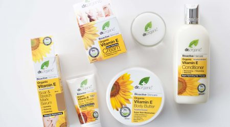 review dr organic vitamin E