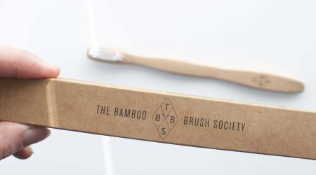 review the bamboo brush society tandenborstel
