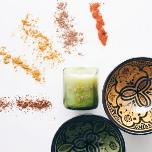 zolea scented candle moroccan spice
