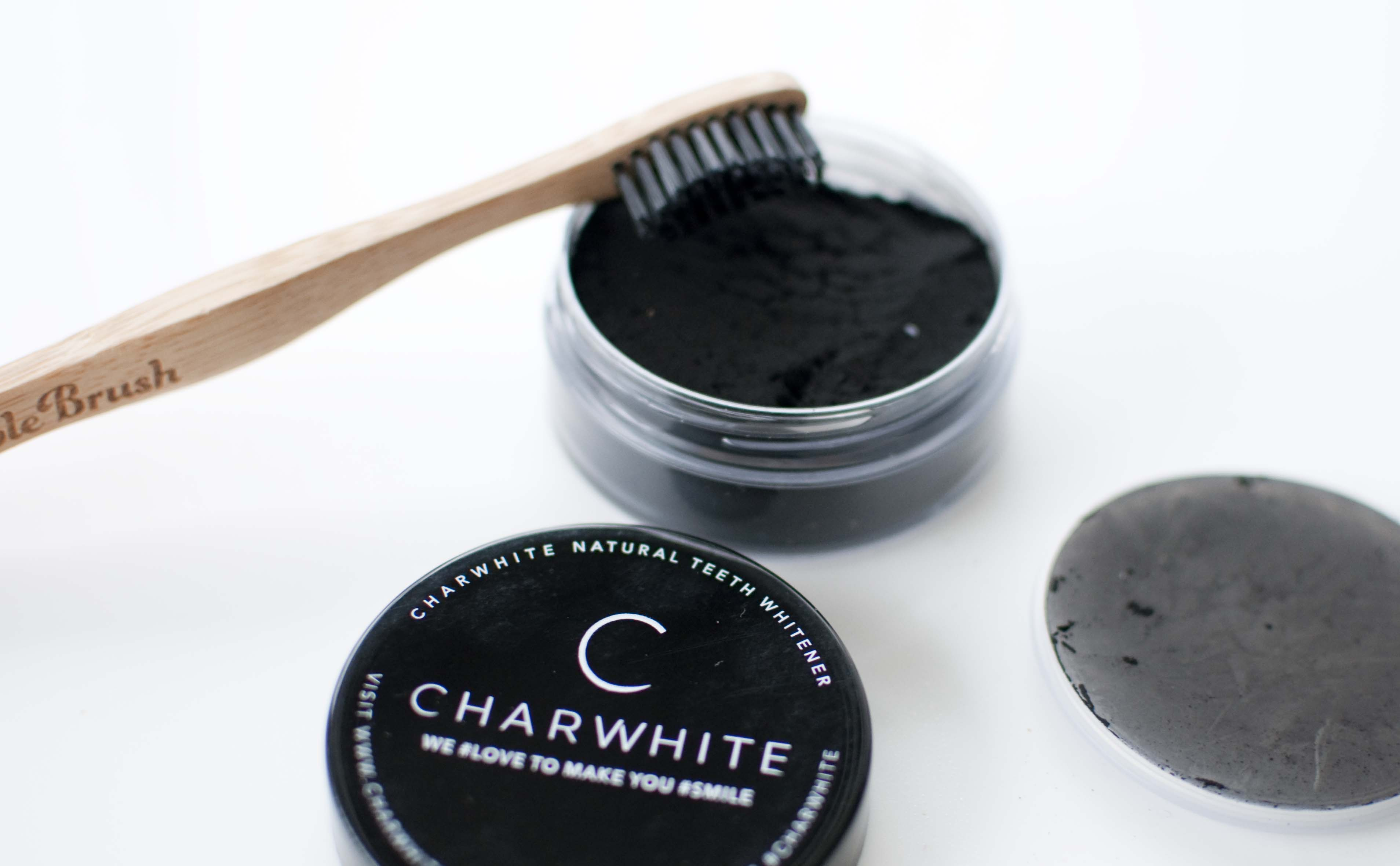 review charwhite natural teeth whitener