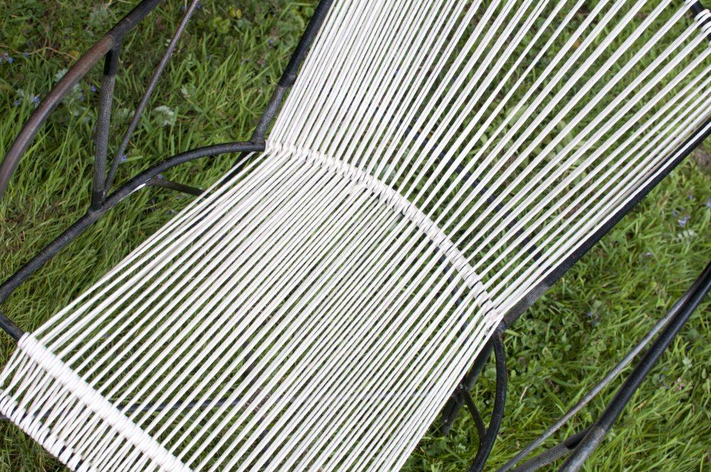 diy rope chair