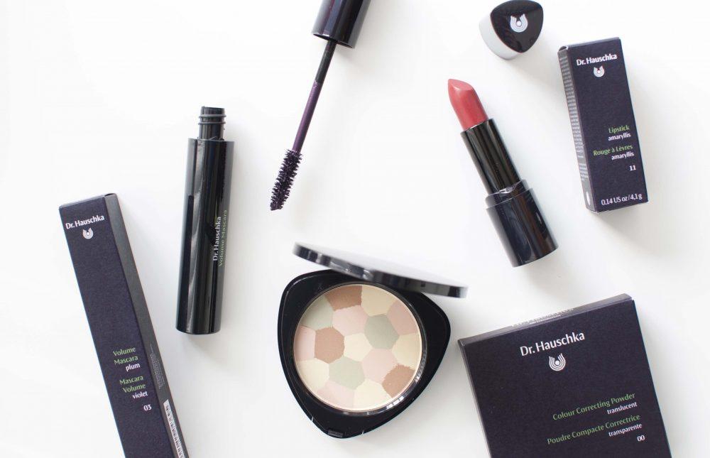 review dr hauschka make-up lipstick compact mascara