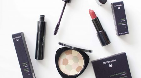 review dr hauschka make-up lipstick compact mascara