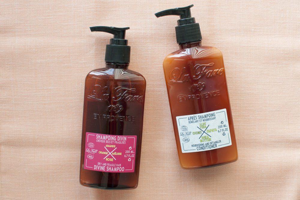 review la fare 1789 en provence shampooing
