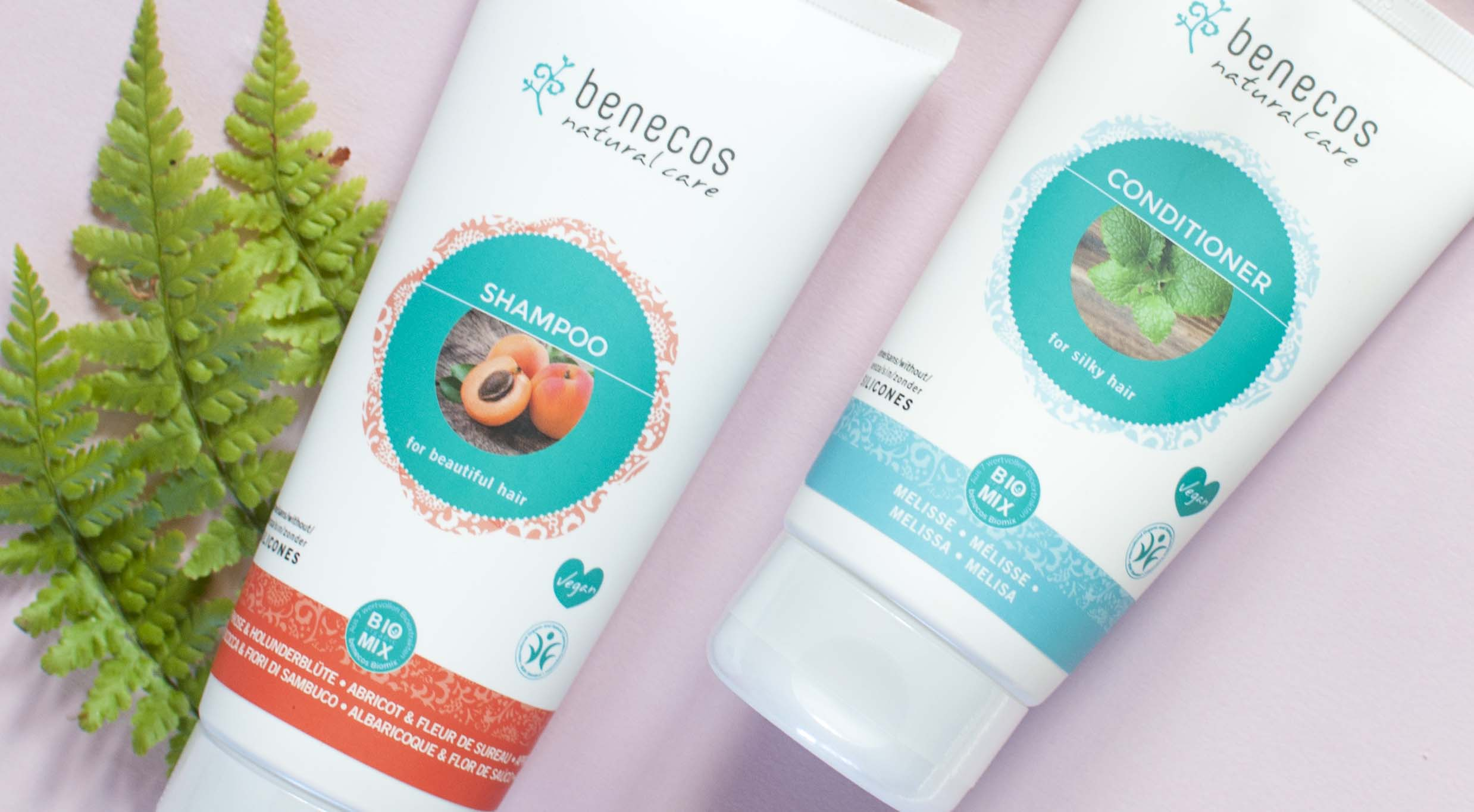 review benecos shampoo conditioner hair