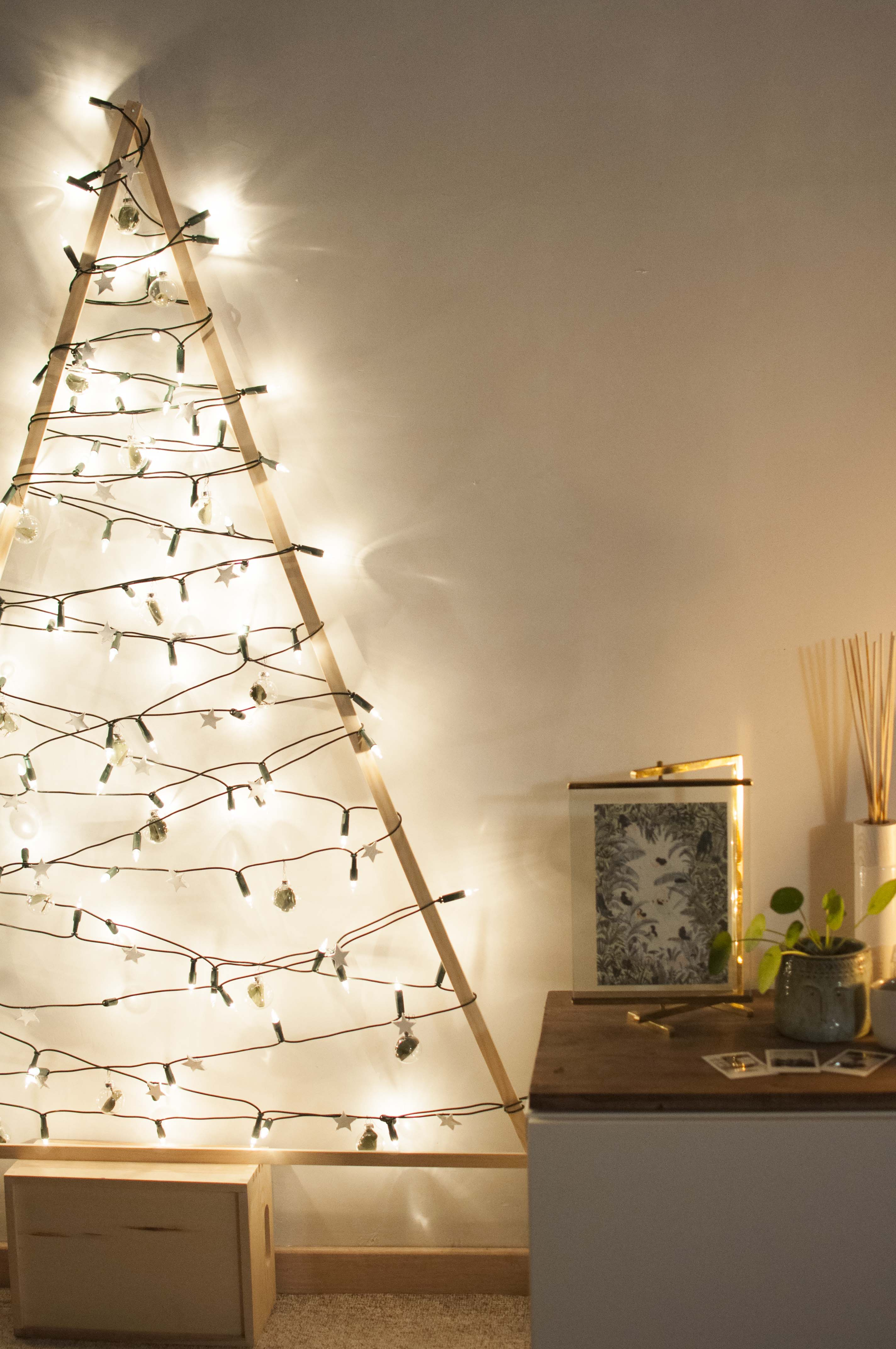 DIY sustainable christmas tree eco alternative kerstboom maken