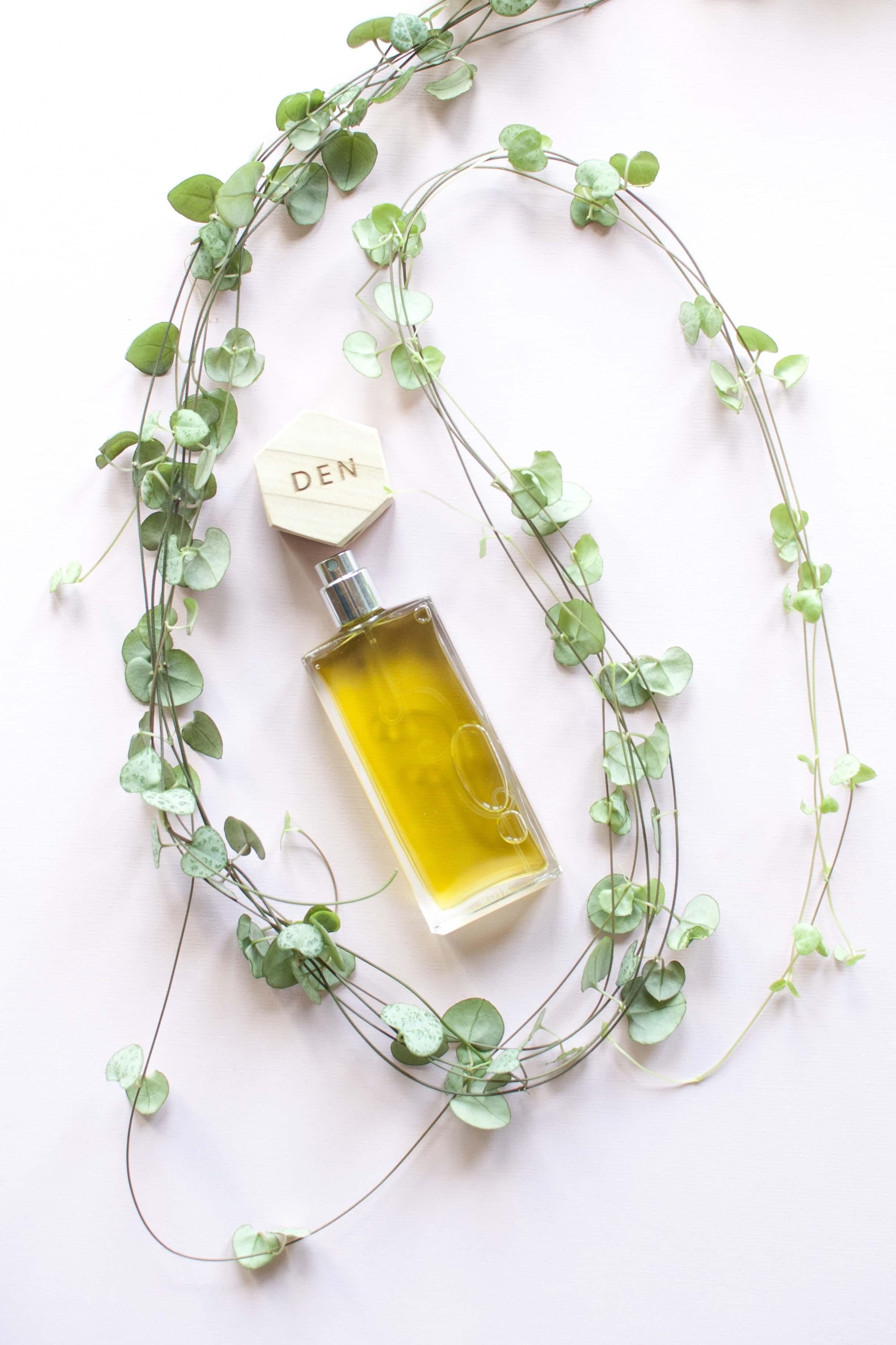 review Ruik Den parfum dam kerstboom